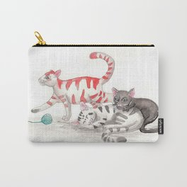 Kitty Play Time Carry-All Pouch