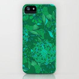Giardino Emerald iPhone Case