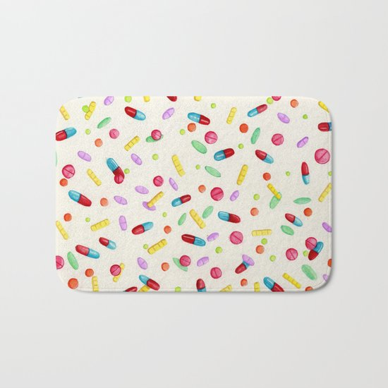 Invitation Only Bath Mat