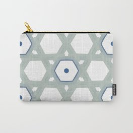 GEO-PATTERN A1 Carry-All Pouch