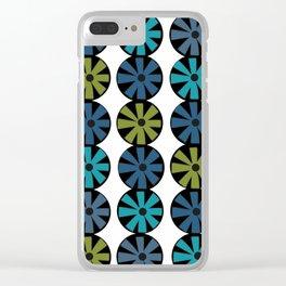 Tidy Garden Clear iPhone Case