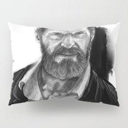 Old man Logan no.01(Hugh jackman) Pillow Sham