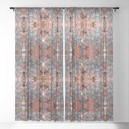 Misty Mystics Sheer Curtain