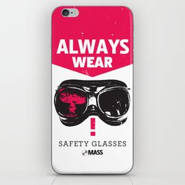 Safe Science, is Good Science iPhone Skin