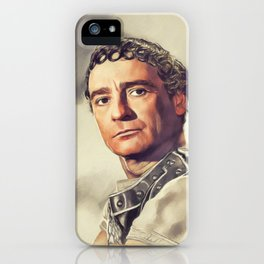Kenneth Connor, Vintage Actor iPhone Case