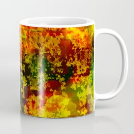 C13D Distressed Coffee Mug