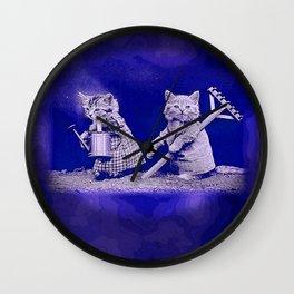 CatCurios 01 Wall Clock