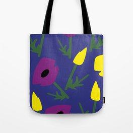 Flowery2 Tote Bag