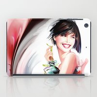 perfume iPad Cases featuring perfume by tatiana-teni