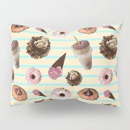 Dessert Round Two Pillow Sham