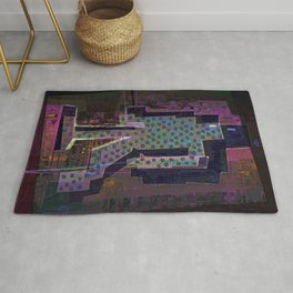 Experimental Robotic Lab Rug