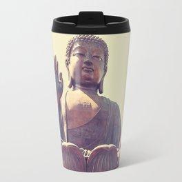 Lantau Buddah Travel Mug