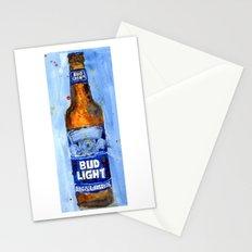 Bud Light - Budwiser American Beer Stationery Cards