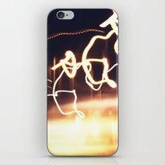 Spiralling iPhone & iPod Skin