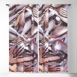 ARAGO SILVERWARE Blackout Curtain