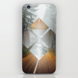 Forest Trails iPhone Skin
