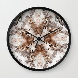 Animal Spirits: 1 Wall Clock