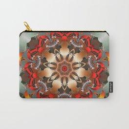 Enlighten Mandala Carry-All Pouch