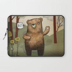 The Little Bear Laptop Sleeve