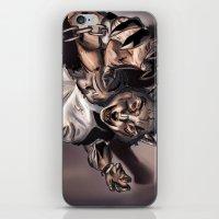 werewolf iPhone & iPod Skins featuring Werewolf by Craig Holland Illustration