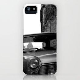 Mini Mayfair iPhone Case