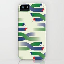Breakaway - Grassy Field iPhone Case
