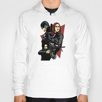 movie poster Hoodies featuring Movie Poster by Shop 5