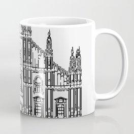 """ Travel Collection "" - Milan Coffee Mug"