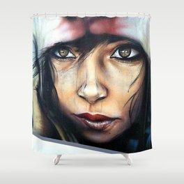 Katarina Shower Curtain