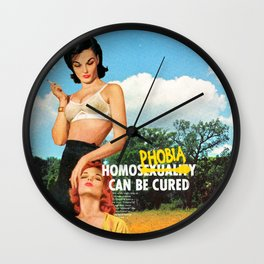 Cured Wall Clock
