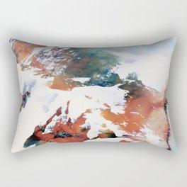 Mountain 2 Rectangular Pillow