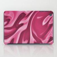 burgundy iPad Cases featuring Burgundy by Paula J James