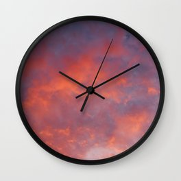 Magical Clouds Wall Clock