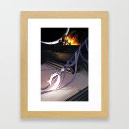 Heavy Metal Sailor Moon Act 2 Cover Framed Art Print