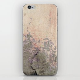 ABSTRACT WALL iPhone Skin