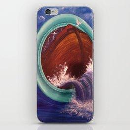 Noah iPhone Skin