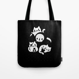 Deaths Little Helpers Tote Bag