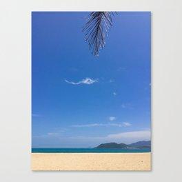 Nha Trang  Beach Vietnam Canvas Print