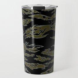 Tiger Camo Travel Mug