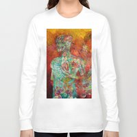 biology Long Sleeve T-shirts featuring Synthetic Biology by Lennon Michalski