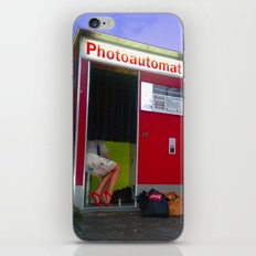 PHOTOAUTOMAT 2 iPhone & iPod Skin