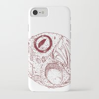 ying yang iPhone & iPod Cases featuring ying yang by Tapioles II