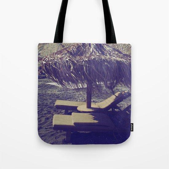 Private Paradise II Tote Bag