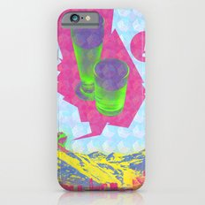 Spring Break: A Visual Journal iPhone 6s Slim Case