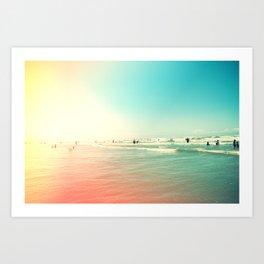 Sunny Side III Art Print