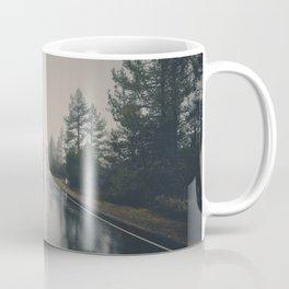 Road Less Traveled Coffee Mug