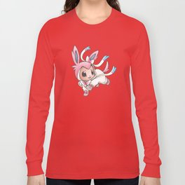 Ribbons and Bows, Oh my! Long Sleeve T-shirt