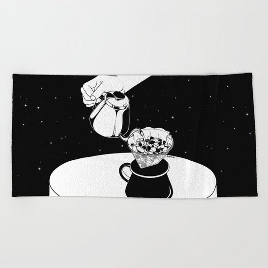 Drip to Dream Beach Towel
