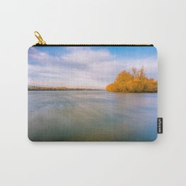 River in motion Carry-All Pouch