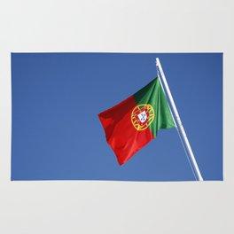 Portuguese national flag Rug